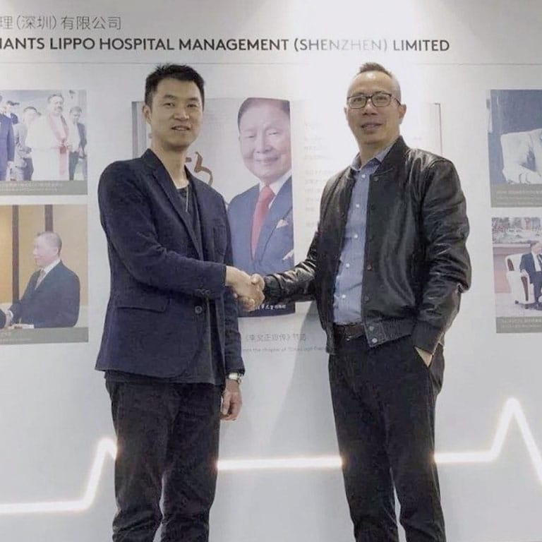 ObEN Partners with China's Leading Hospital Group to Bring PAI on the Blockchain to Healthcare